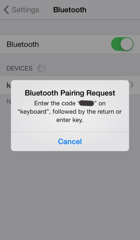 Bluetooth Pairing Unsuccessful | Scott Troyer